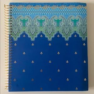 The Taj Mahal 5 subject notebook 11 x 8.5
